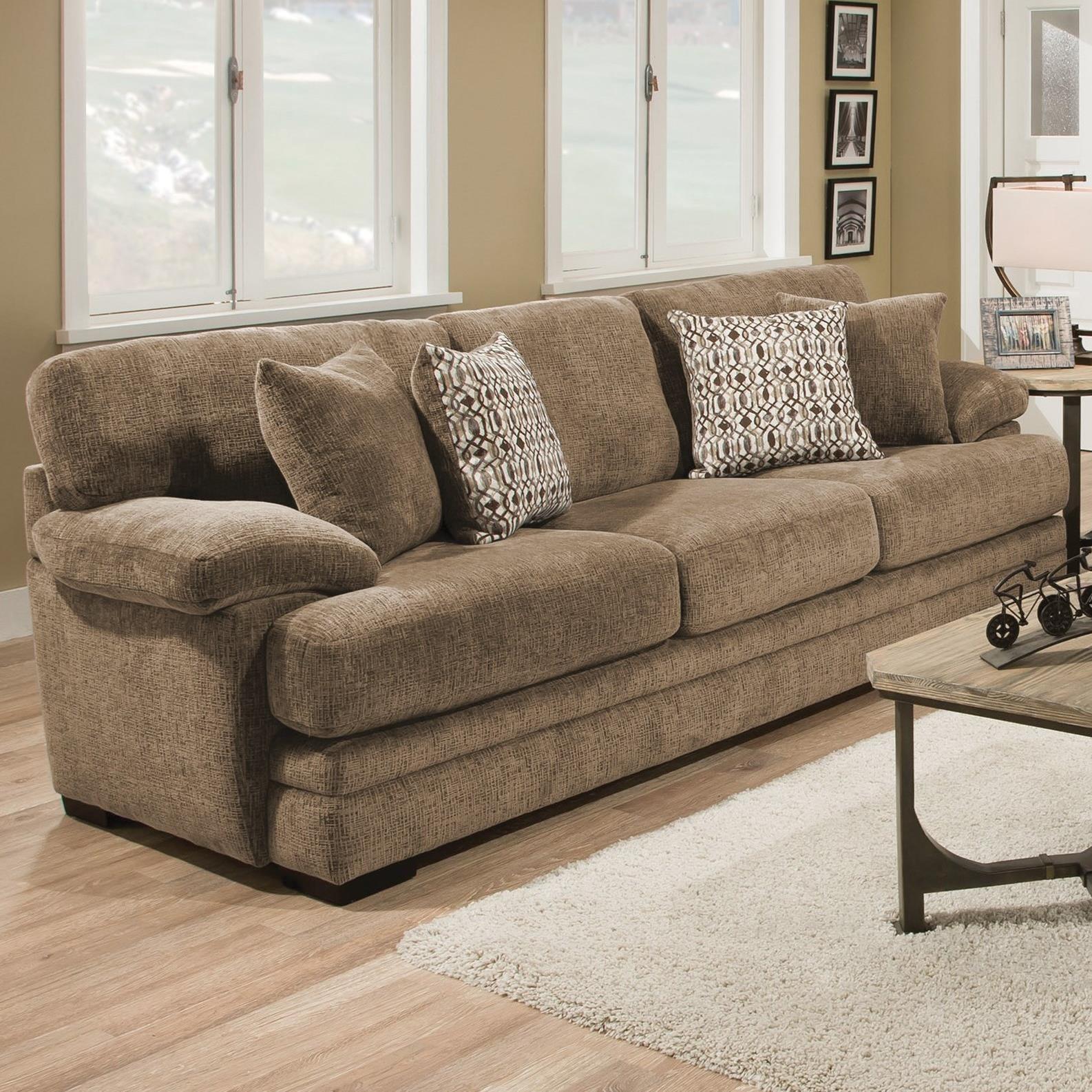 8662 Sofa by Albany at A1 Furniture & Mattress