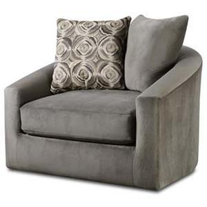 Albany 977 Swivel Chair
