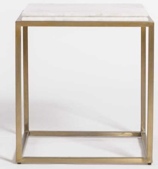 Case Accents End Table by Taylor and Jade at Sprintz Furniture