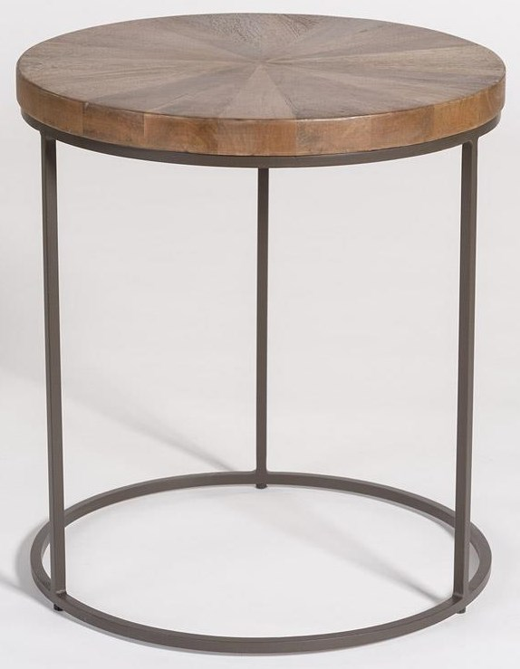 Case Accents Accent Table by Taylor and Jade at Sprintz Furniture