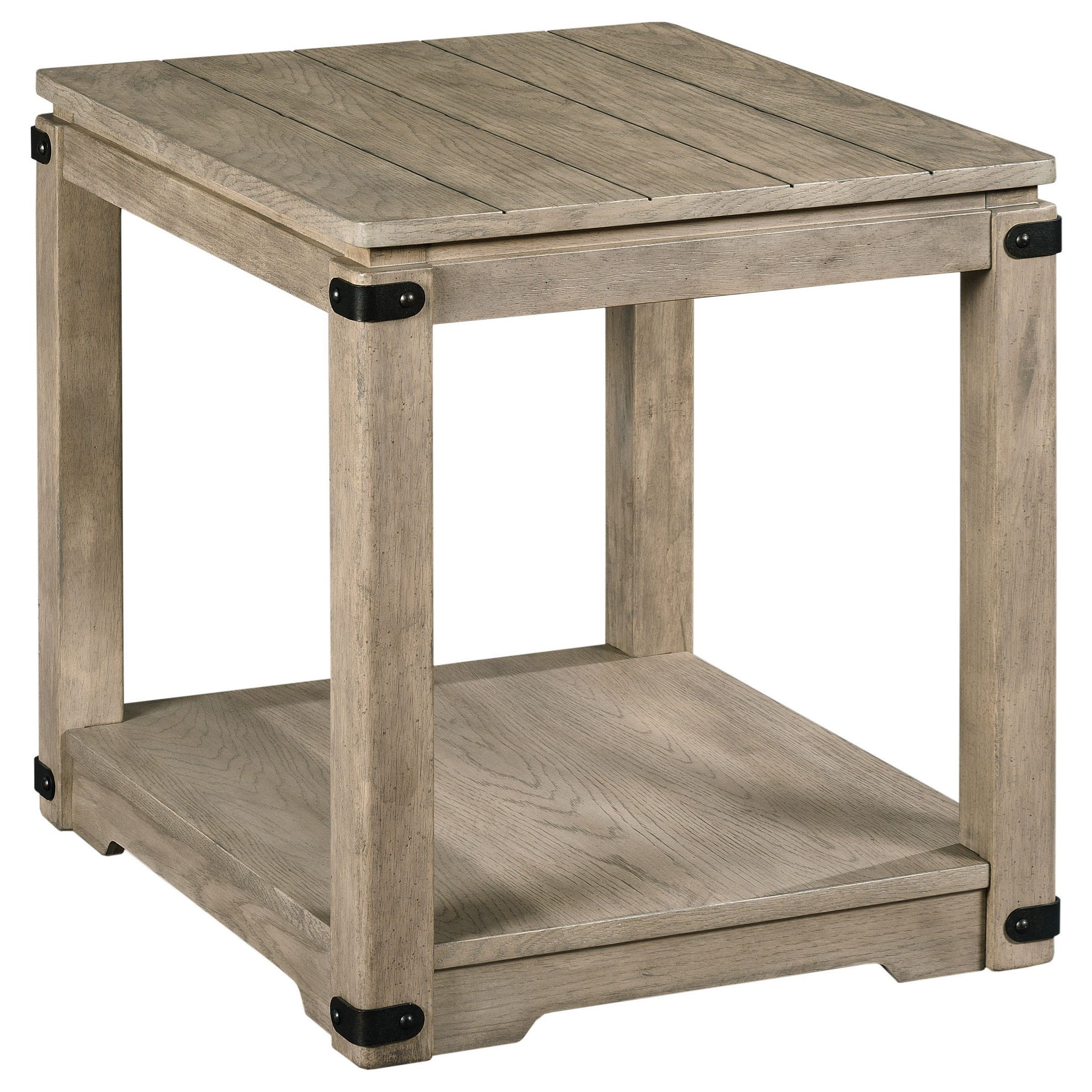 Marin Rectangular End Table by Alexvale at Northeast Factory Direct
