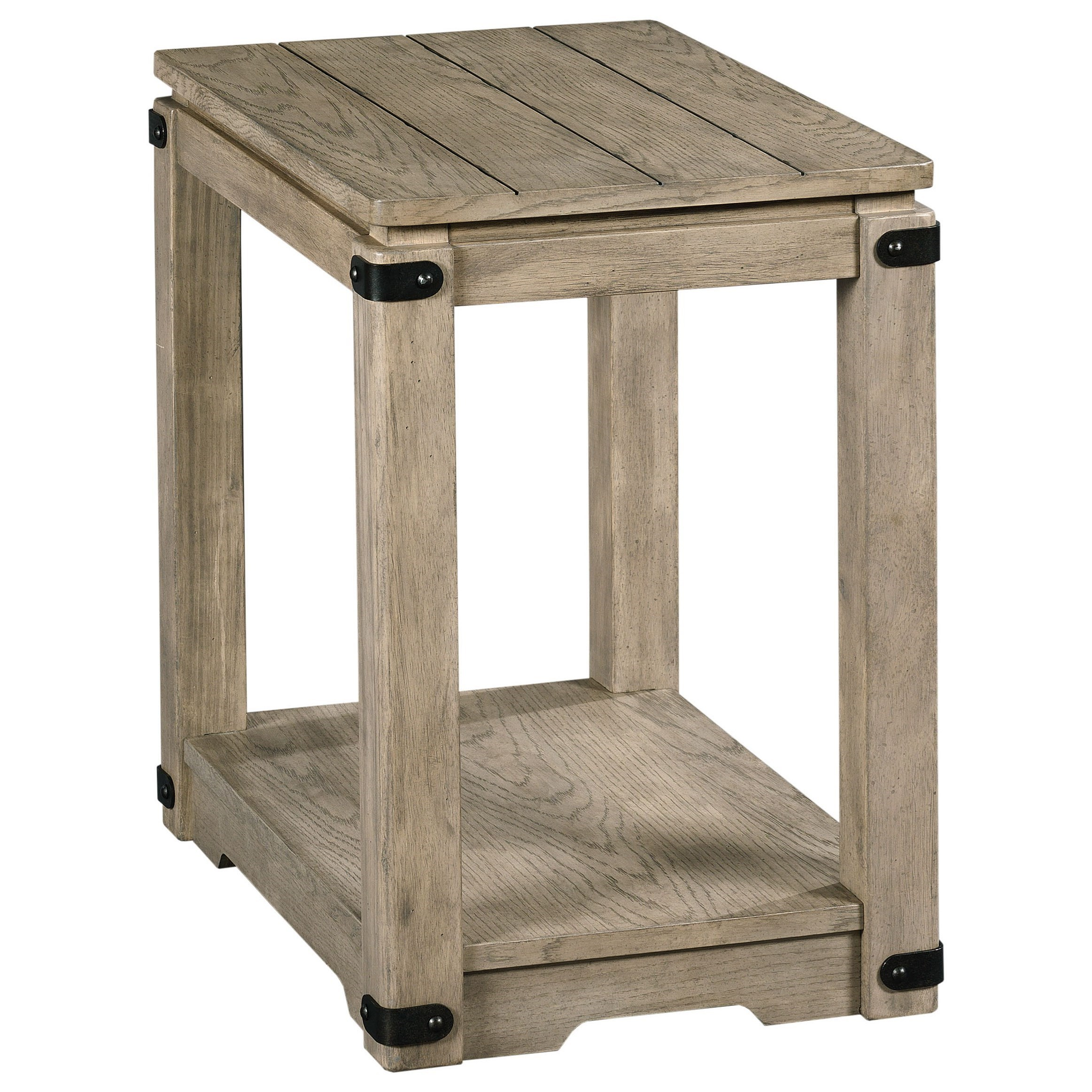 Marin Chairside Table by Alexvale at Northeast Factory Direct