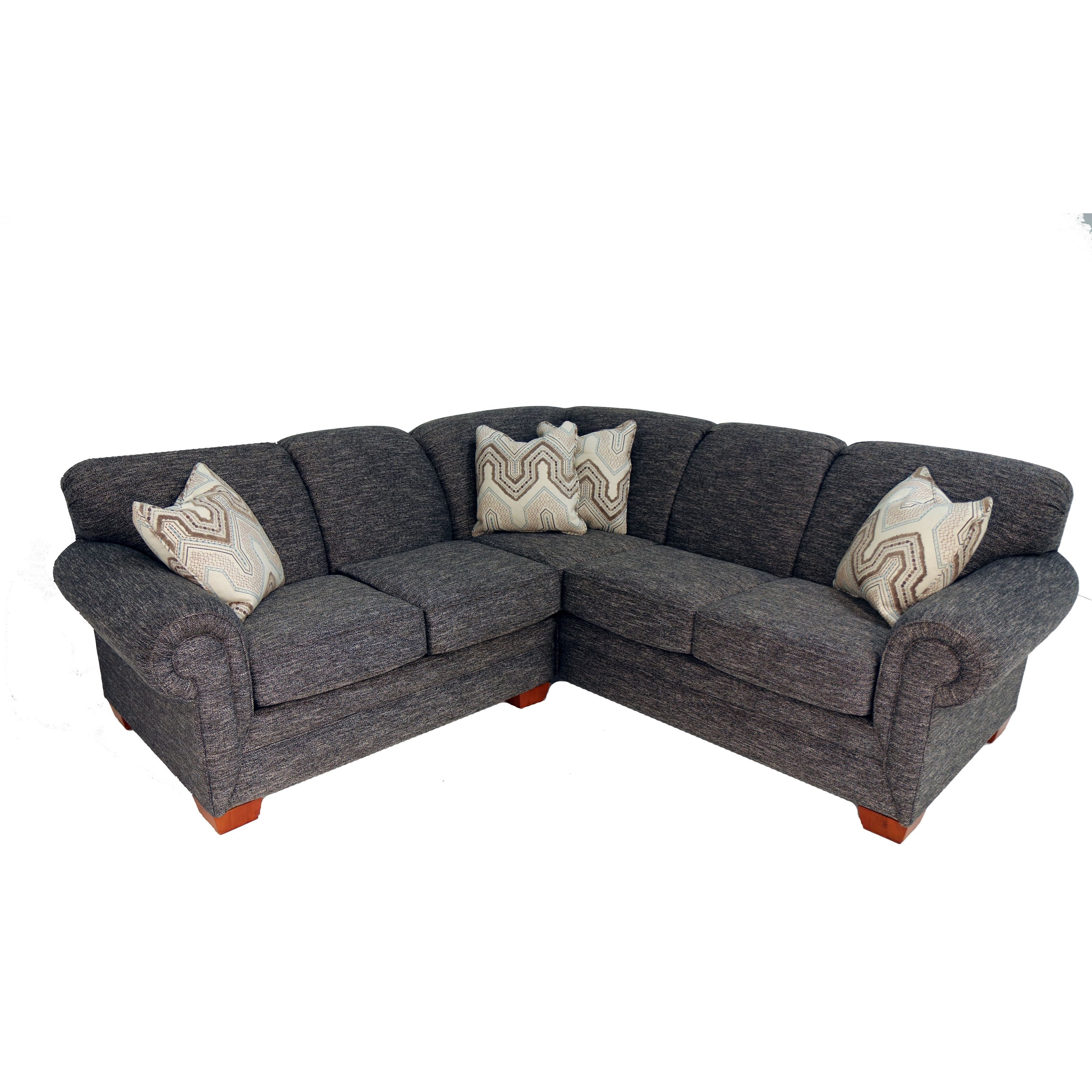 V140 Sectional by Alexvale at Northeast Factory Direct