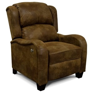Transitional Power Recliner