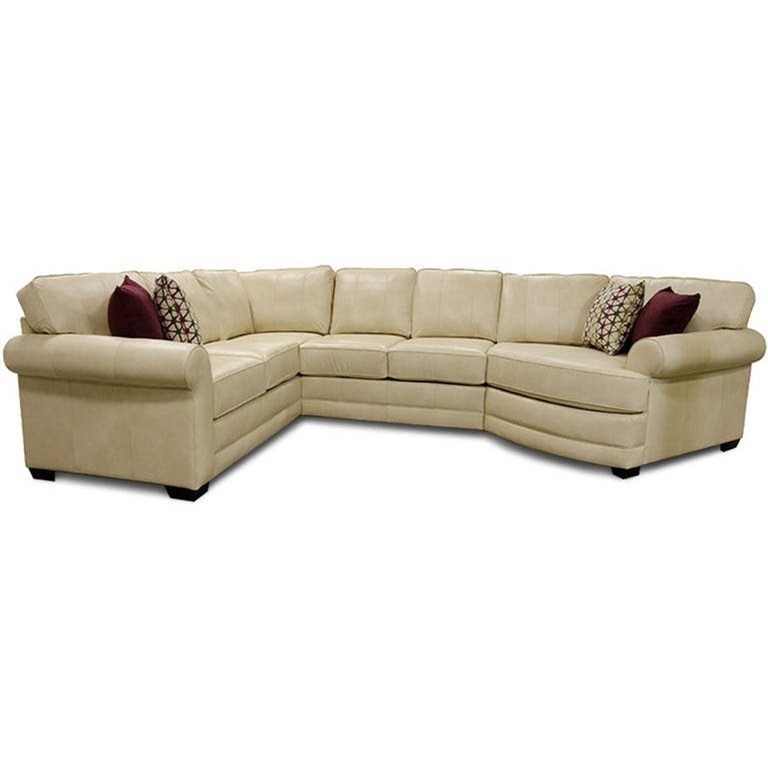 V560L 4 Piece Sectional by Alexvale at Northeast Factory Direct