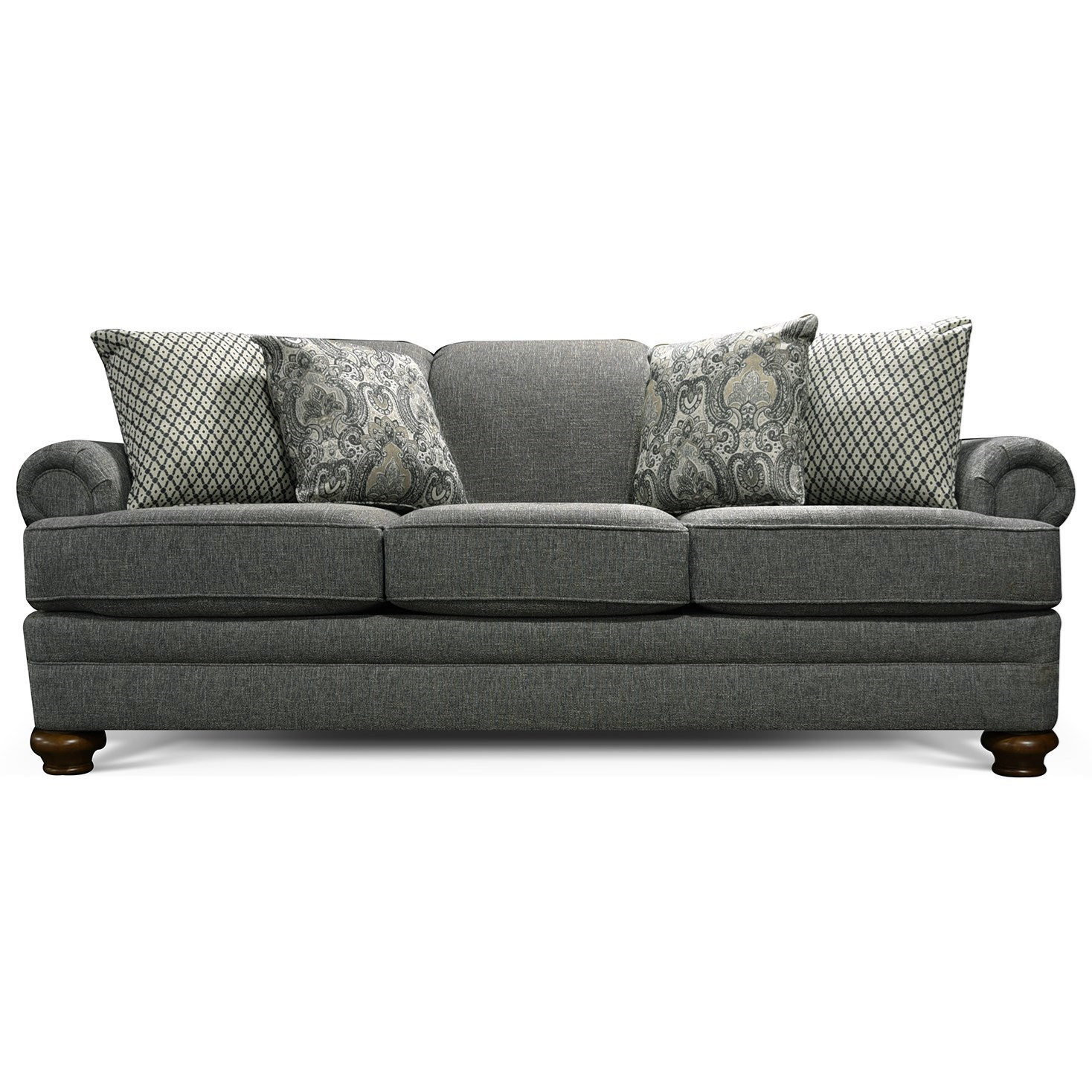 V5Q0 Sofa with Traditional Style by Alexvale at Northeast Factory Direct