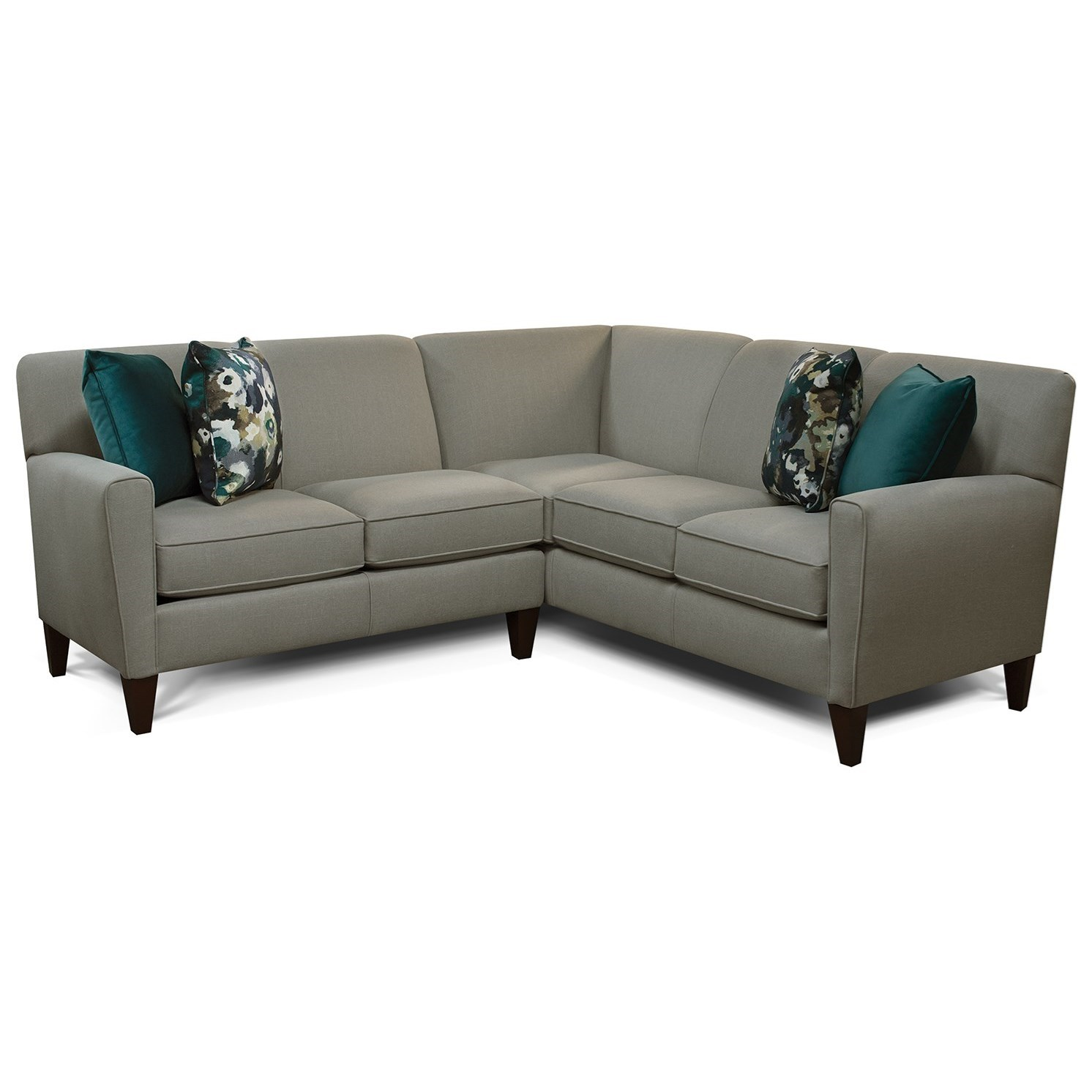 V620 2-Piece Sectional by Alexvale at Northeast Factory Direct