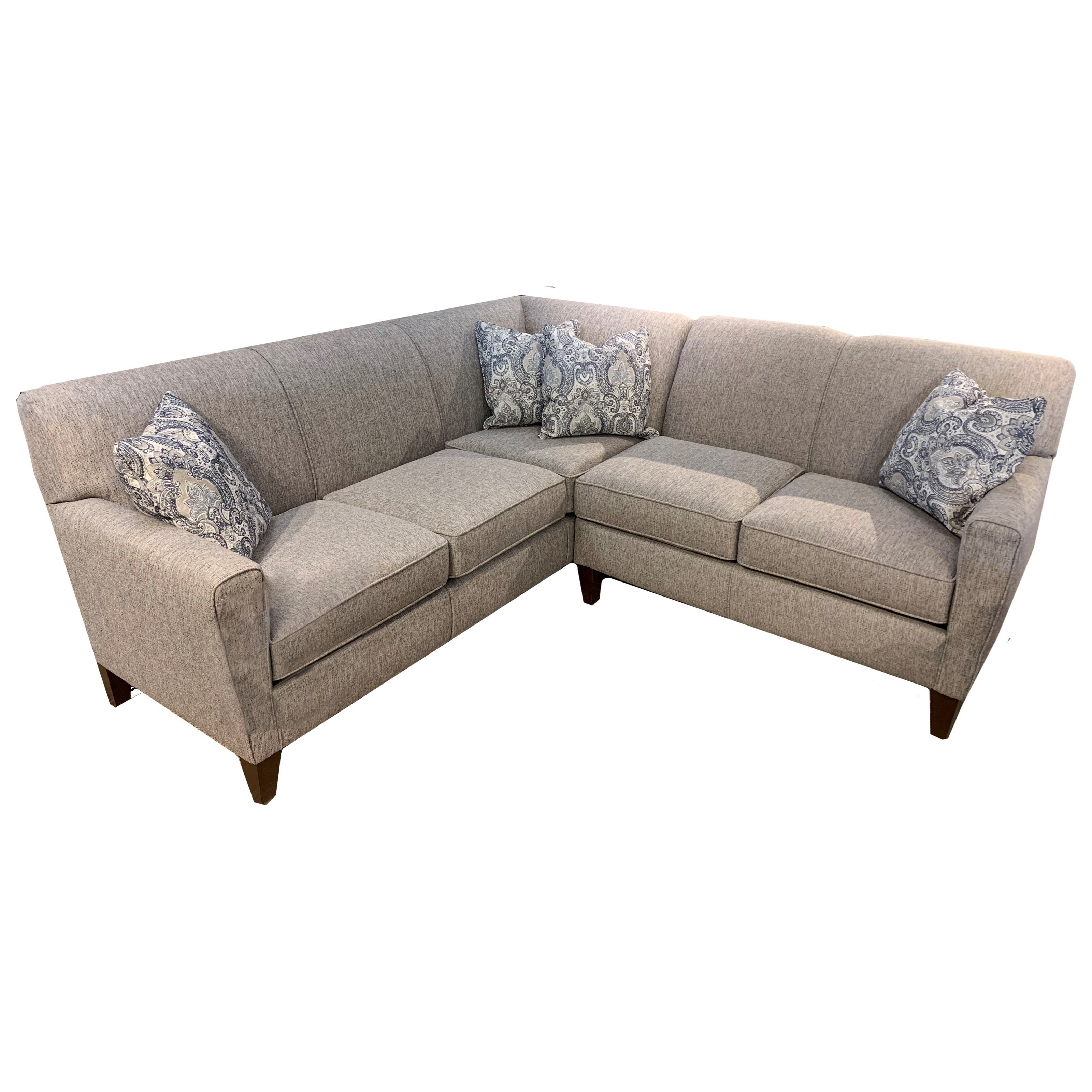 V620 2-Piece Sectional by Alexvale at Turk Furniture