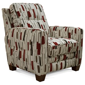 Contemporary Accent Reclining Chair