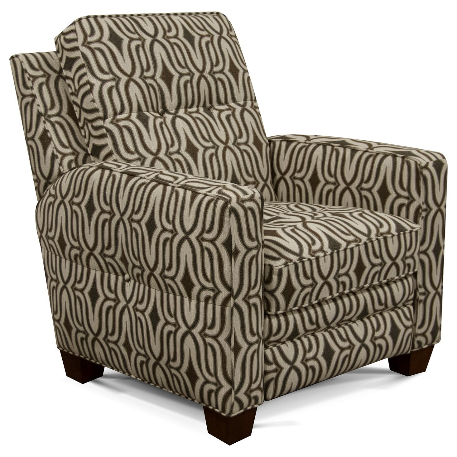 V740 Accent Reclining Chair by Alexvale at Northeast Factory Direct