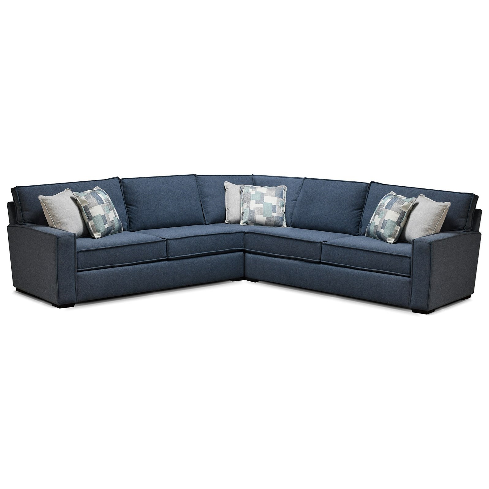 V8L0 Sectional  by Alexvale at Northeast Factory Direct