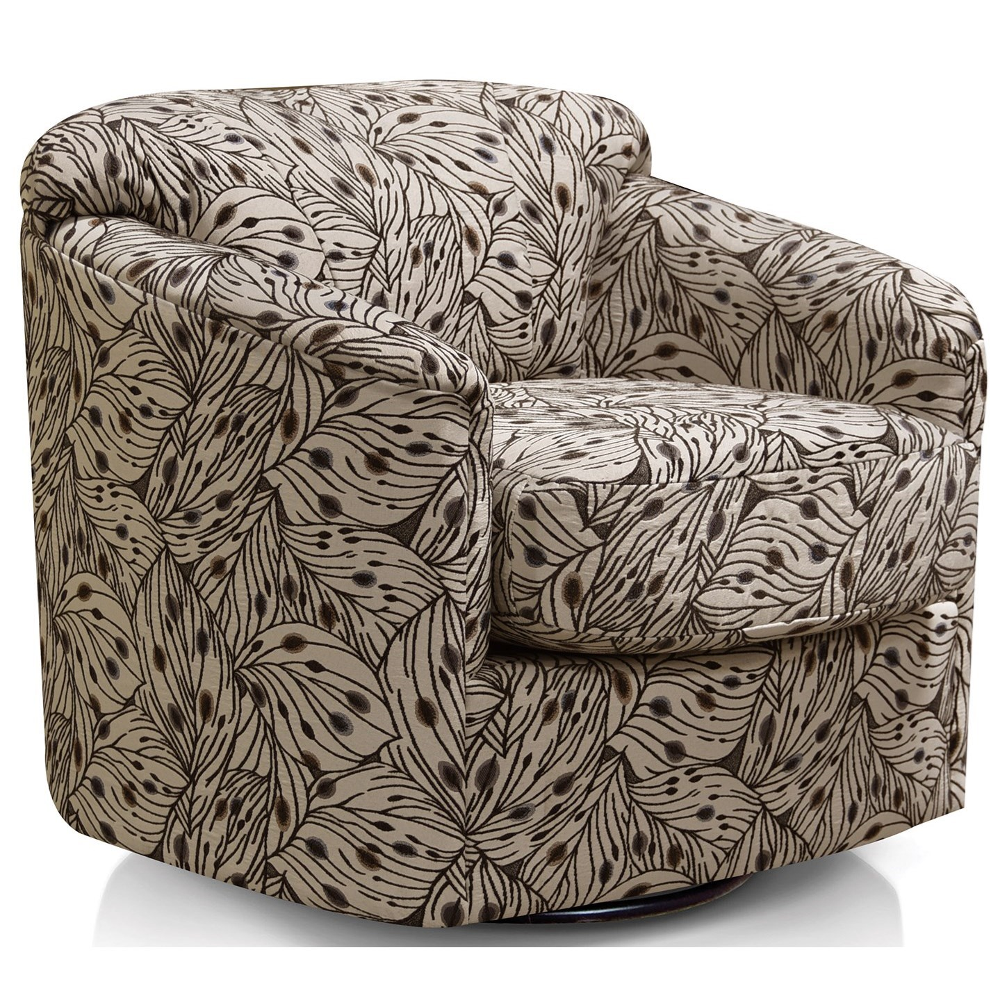 V995 Swivel Glider Chair by Alexvale at Northeast Factory Direct