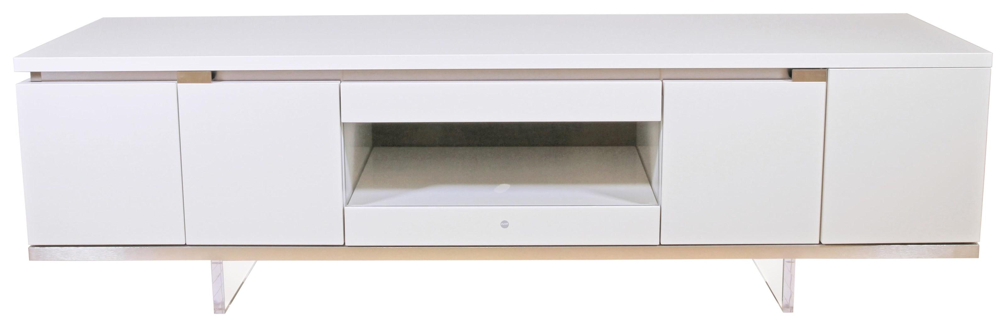 Artemide TV Console by Alf Italia at HomeWorld Furniture