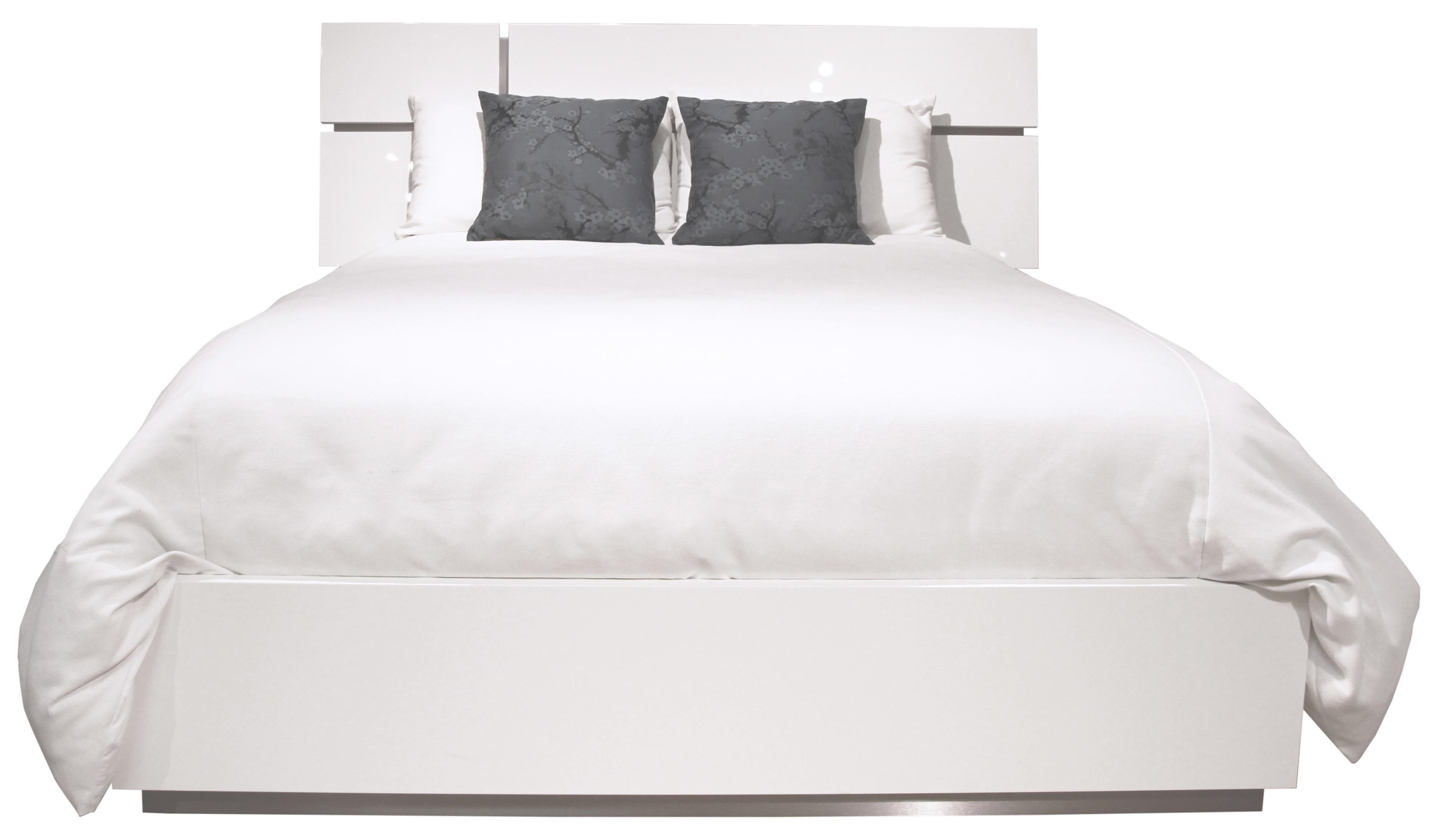 Artemide King Bed by Alf Italia at Red Knot