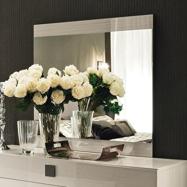 Mont Blanc Mirror by Alf Italia at Stoney Creek Furniture