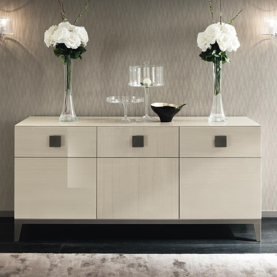 Mont Blanc 3 Door Buffet by Alf Italia at Upper Room Home Furnishings