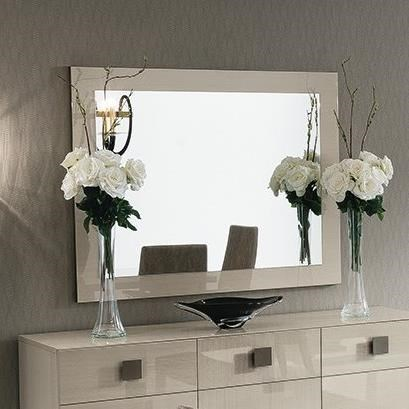 Mont Blanc Mirror by Alf Italia at Upper Room Home Furnishings