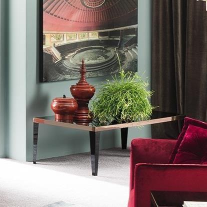 Mont Noir Rectangular Cocktail Table by Alf Italia at Corner Furniture