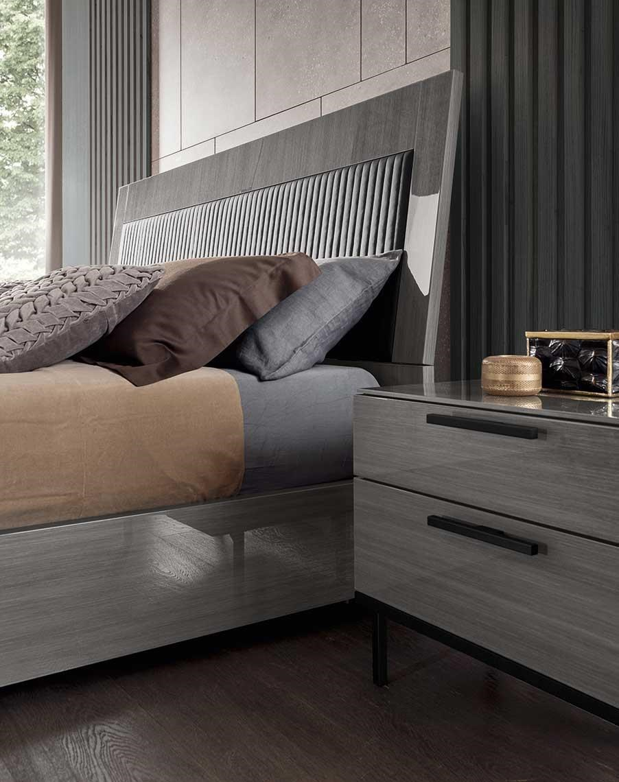 Novecento Nightstand by Alf Italia at HomeWorld Furniture