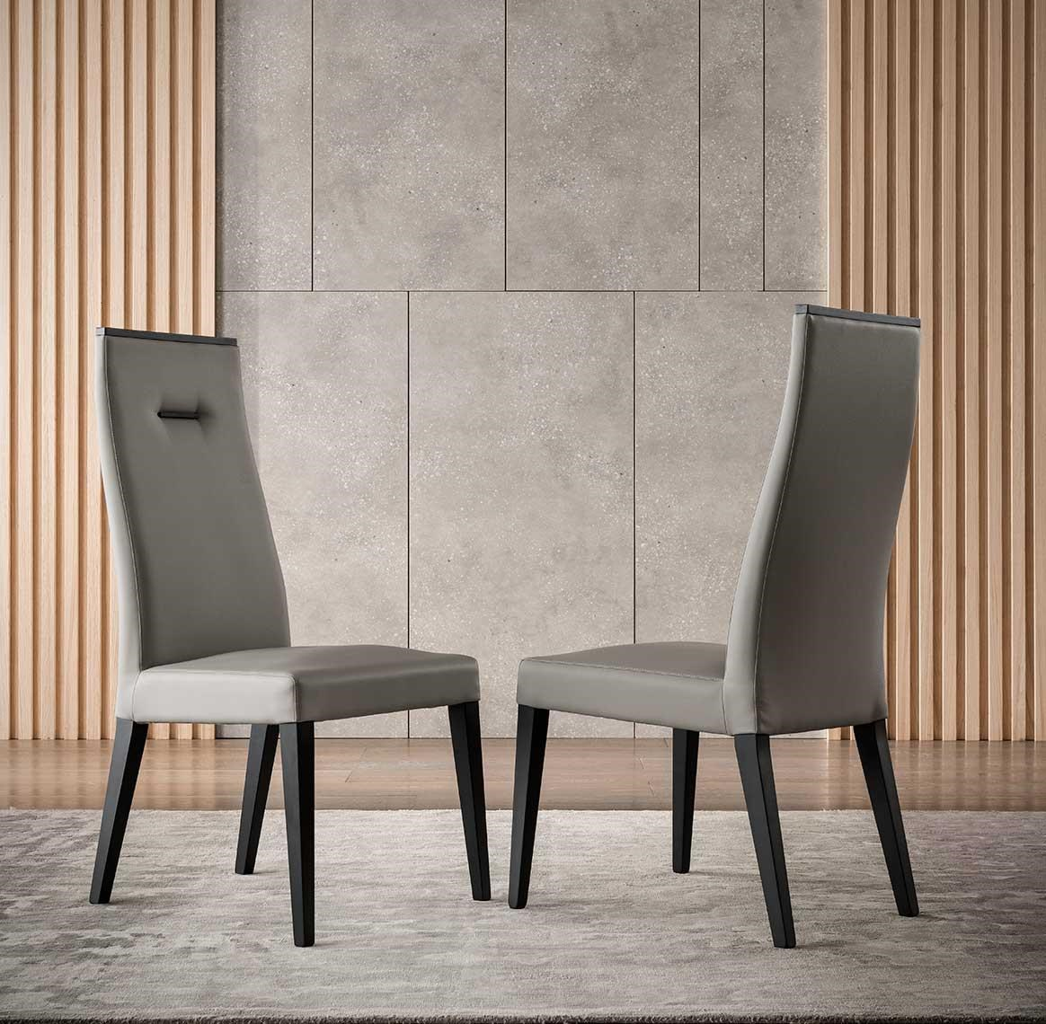 Novecento Dining SIde Chair by Alf Italia at HomeWorld Furniture