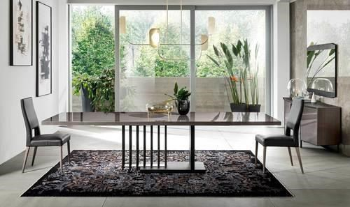 Olimpia Olimpia Dining Table by Alf Italia at Upper Room Home Furnishings
