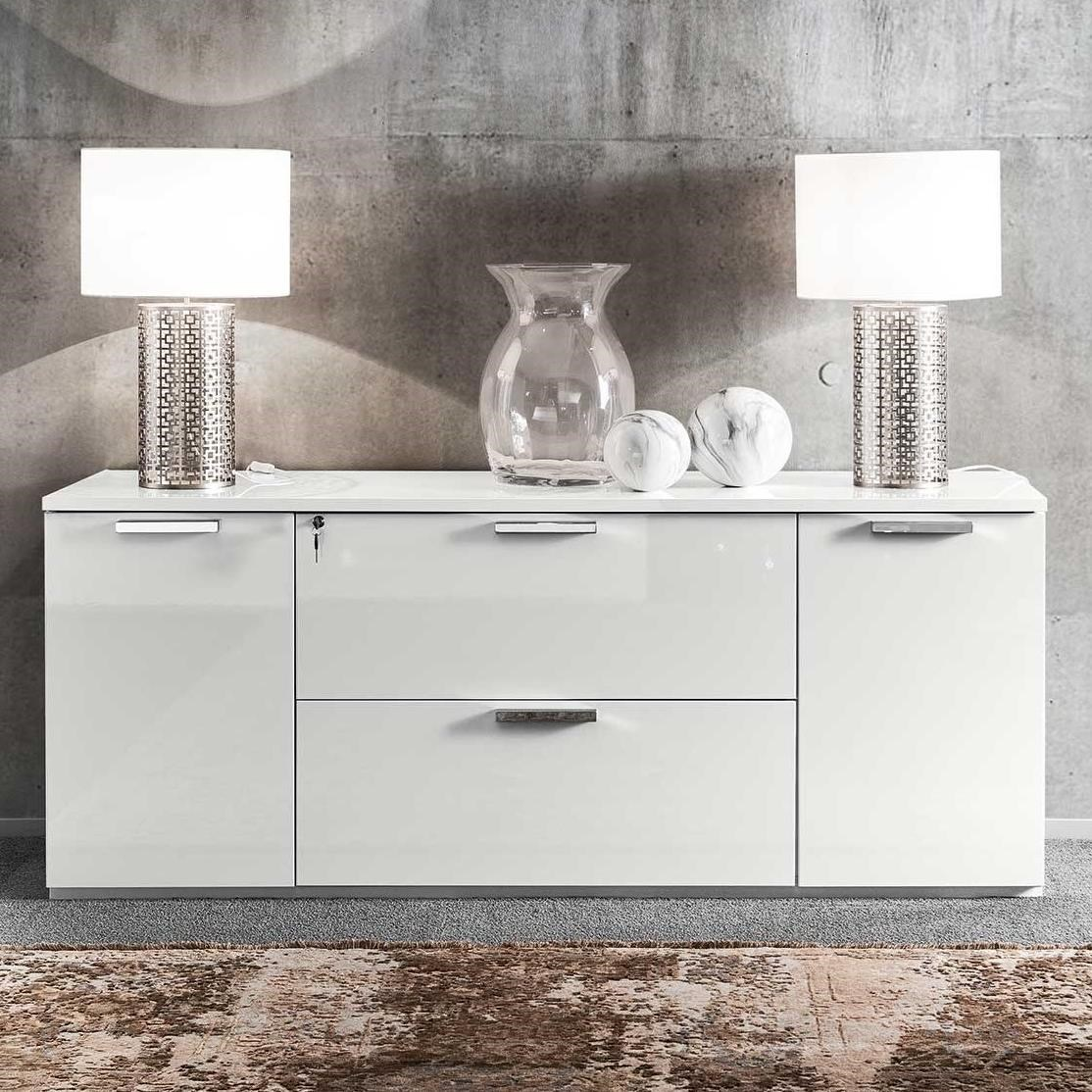 Sedona Credenza by Alf Italia at HomeWorld Furniture