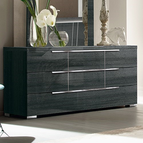 Versilia 3-Drawer Dresser by Alf Italia at Darvin Furniture