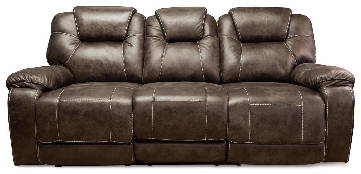 Strobe Dual Reclining Sofa at Rotmans
