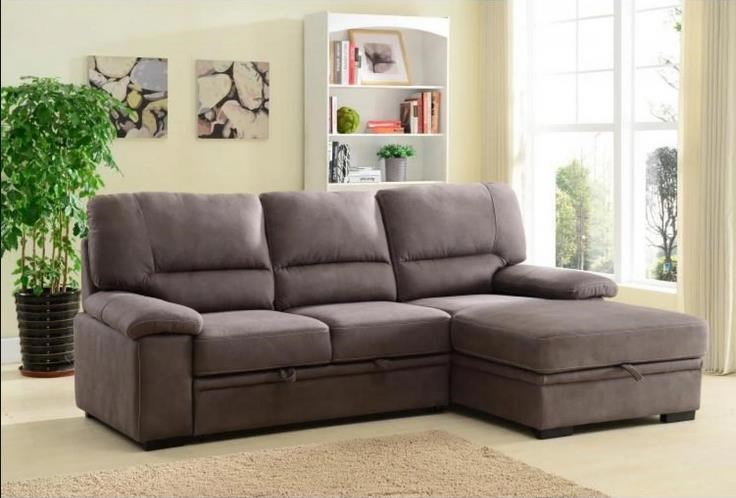 Sybil Storage Chofa w/ USB by Amalfi Home Furniture at Virginia Furniture Market