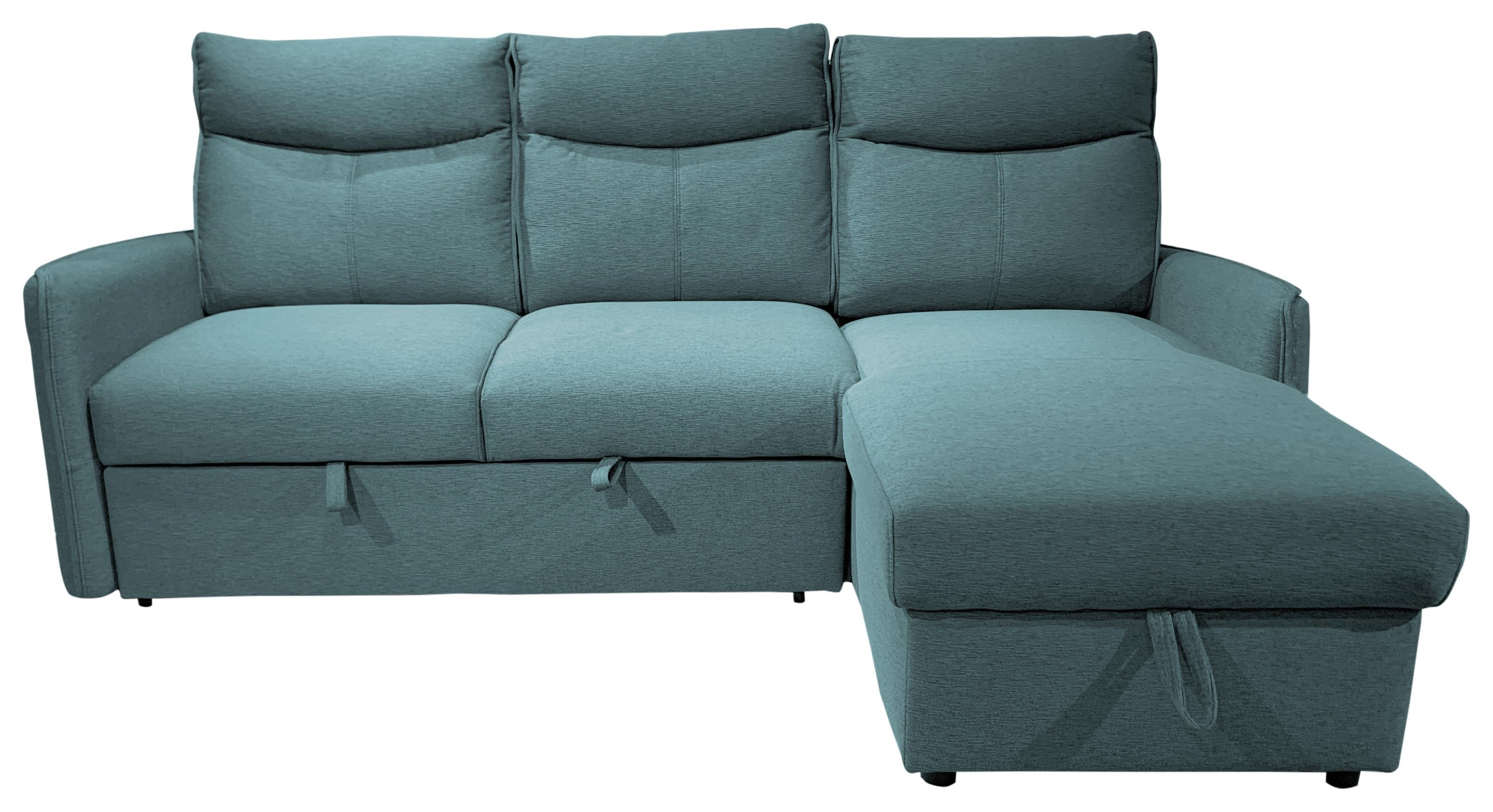 Tony Sectional sofabed by Amalfi Home Furniture at HomeWorld Furniture