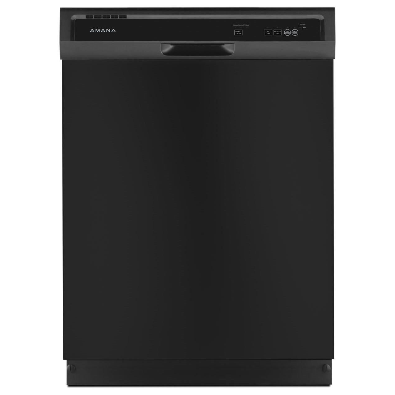 Built-In Dishwashers Dishwasher with Triple Filter Wash System by Amana at Wilcox Furniture