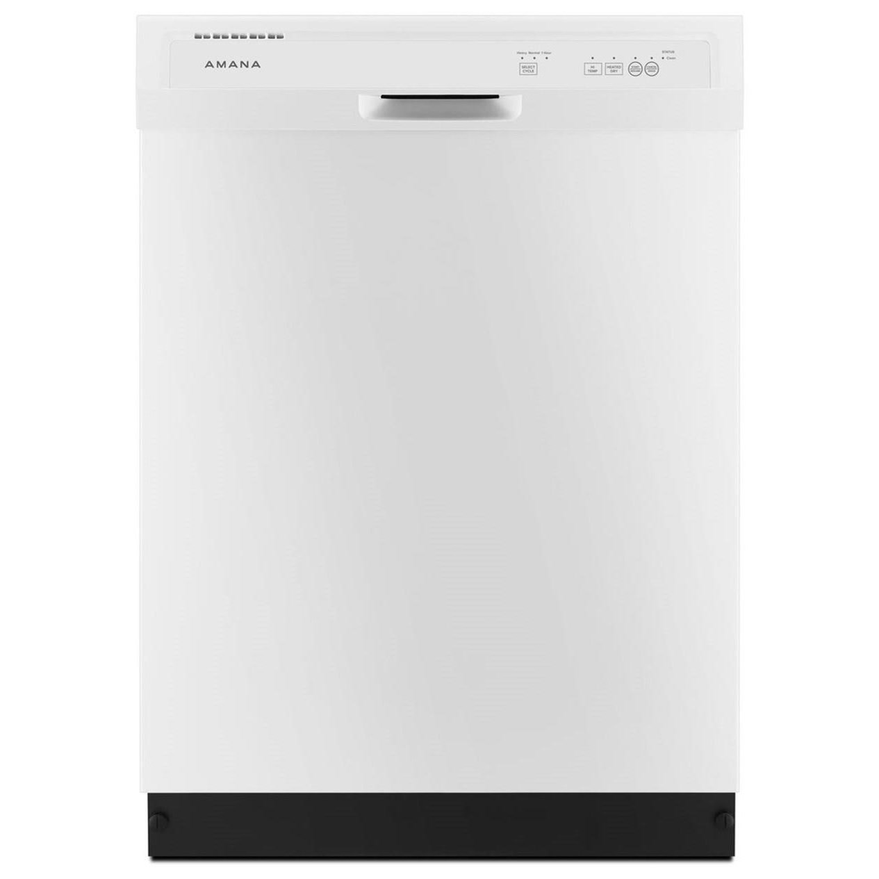 Built-In Dishwashers Dishwasher with Triple Filter Wash System by Amana at Furniture and ApplianceMart