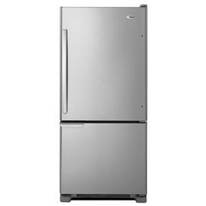 ENERGY STAR® 18.5 Cu. Ft. Bottom-Freezer Refrigerator with Temp-Assure Freshness Controls