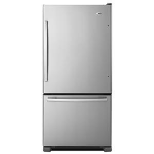 Amana Bottom Mount Refrigerators 22 Cu. Ft. Bottom-Freezer Refrigerator