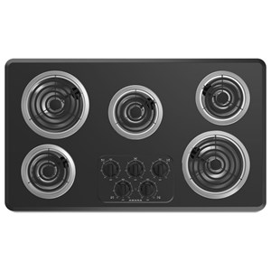 Amana Electric Cooktops - Amana 36-inch Amana® Electric Cooktop