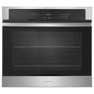 Amana Electric Wall Ovens - Amana 27-inch 4.3 Cu. Ft. Amana® Wall Oven