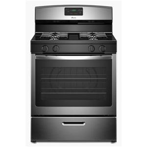 Amana Gas Ranges 5.1 cu. ft. Gas Oven Range
