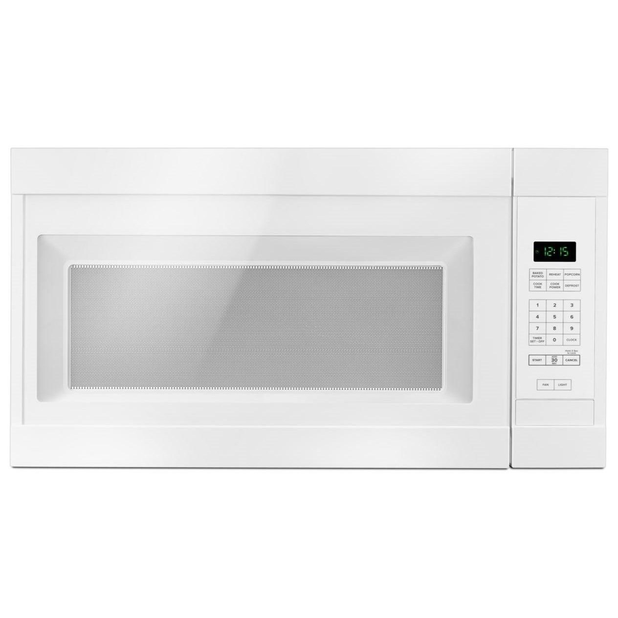 Microwaves 1.6 Cu. Ft. Over-the-Range Microwave  by Amana at Wilcox Furniture