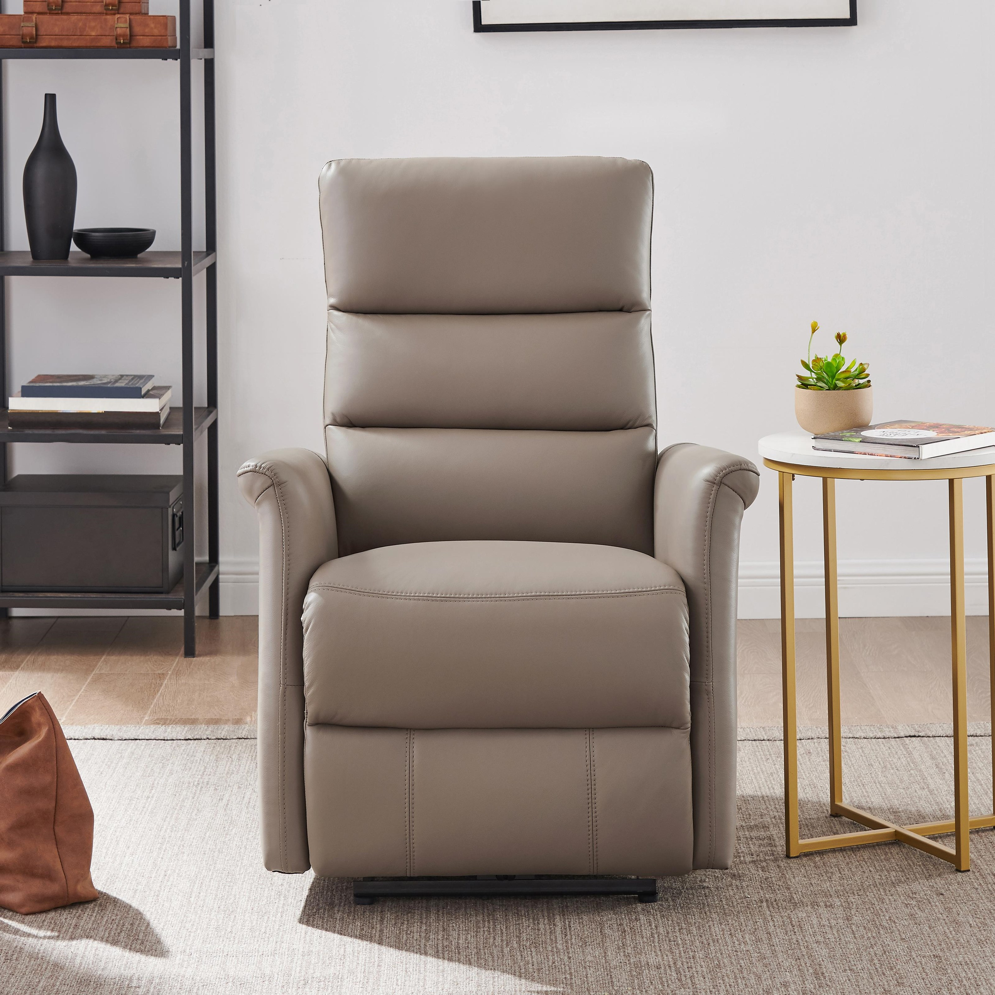 6610 DD Power Recliner by Amax at Stoney Creek Furniture