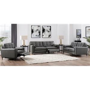Dd Mason Power Sofa