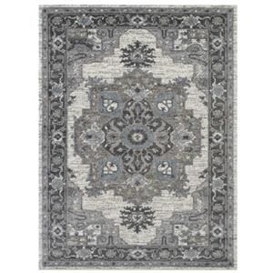 Ivory Stone Gray Traditional