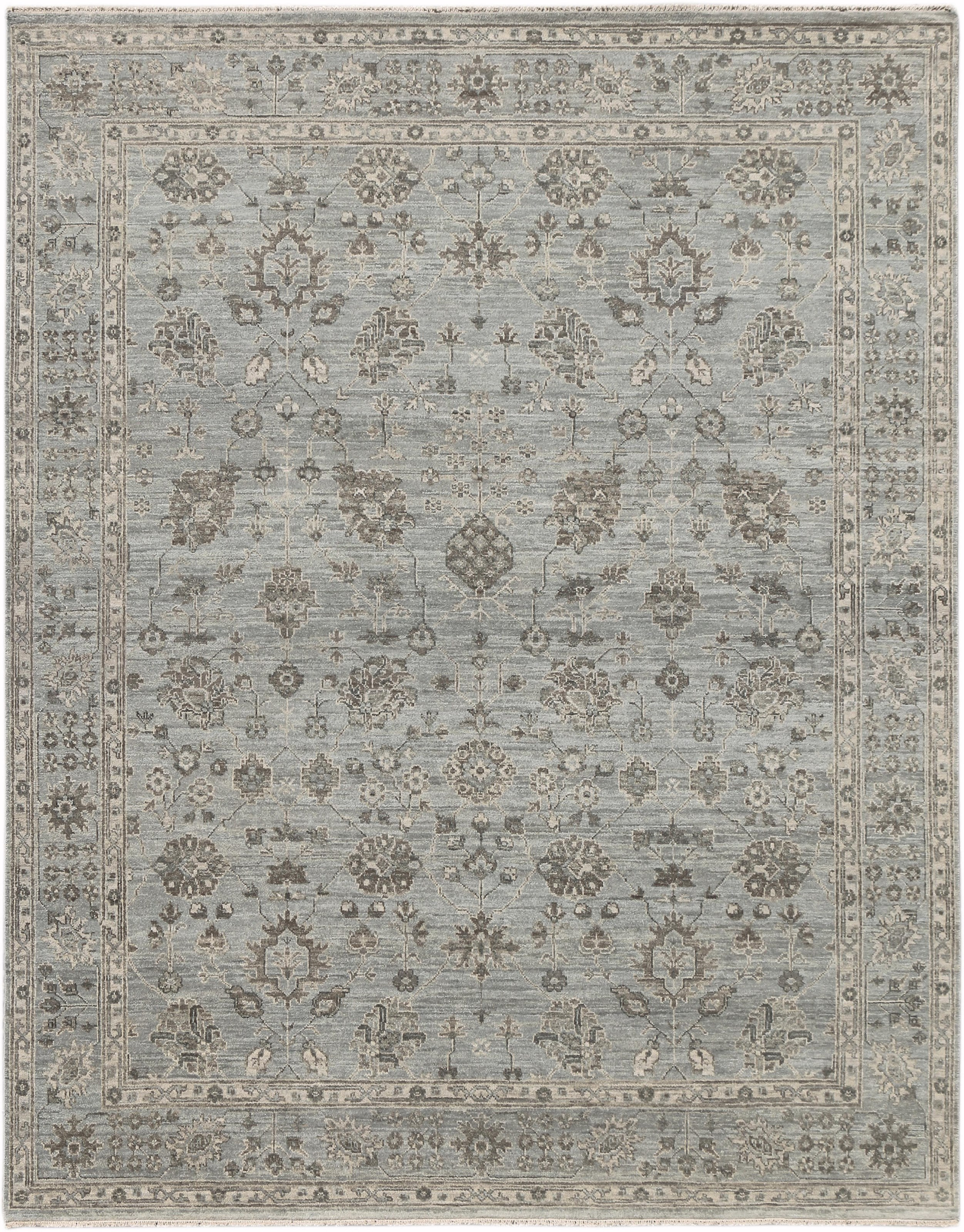 NUIT ARABE Ice Blue Traditional by Amer Rugs at Sprintz Furniture