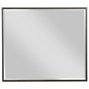 Holt Landscape Mirror with Frame