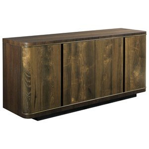 Gilliam Credenza with USB Outlet