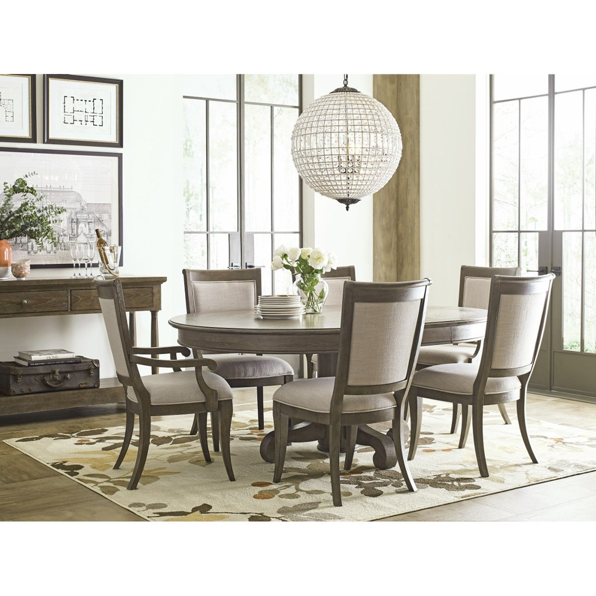 Anson Formal Dining Group by American Drew at Alison Craig Home Furnishings
