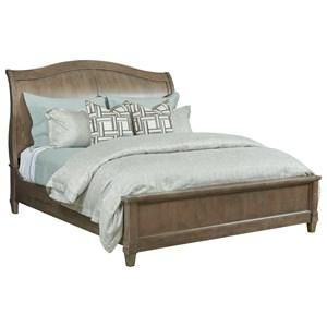 Ashford King Sleigh Bed