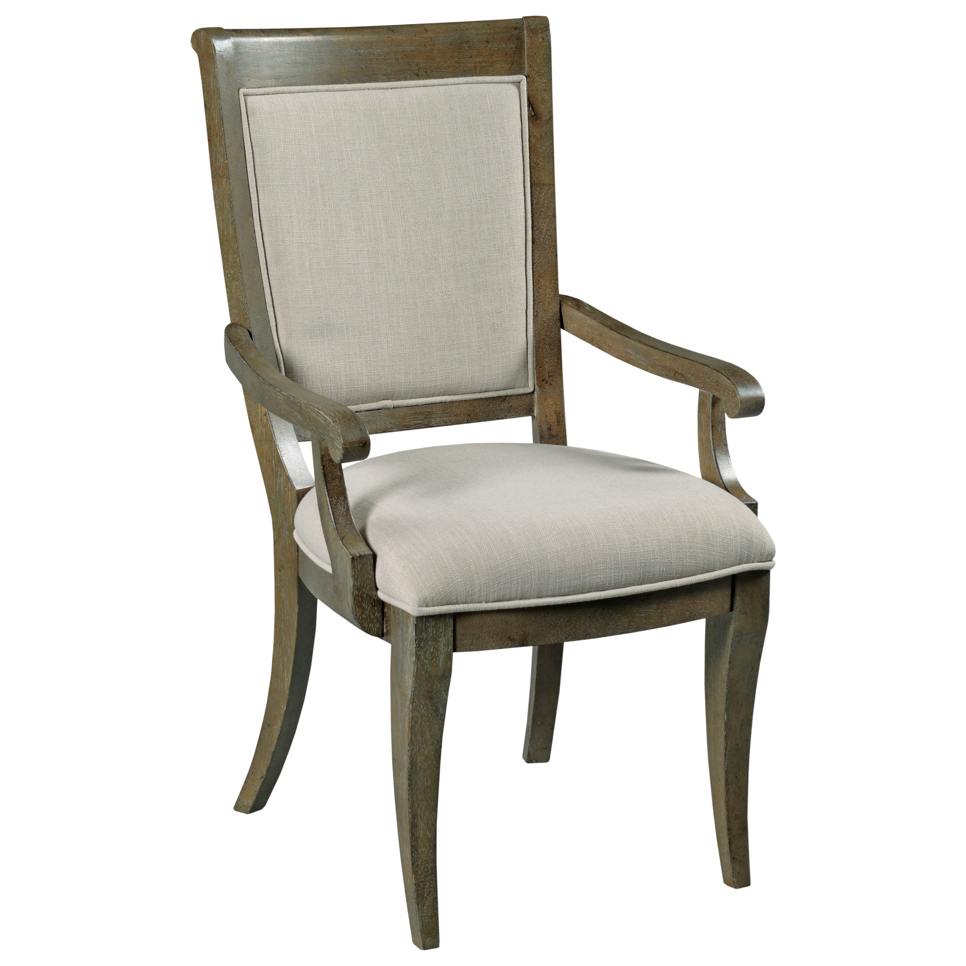 Anson Arm Chair by American Drew at Mueller Furniture