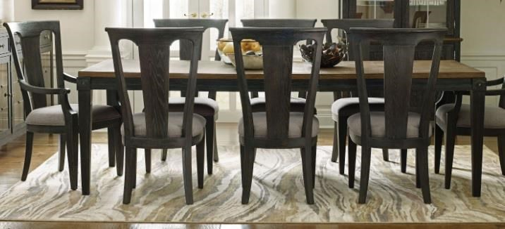 Adrienne Adrienne 5-Piece Dining Room Table Set by American Drew at Morris Home