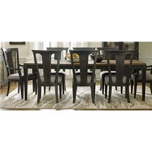 Adrienne 5-Piece Dining Room Table Set