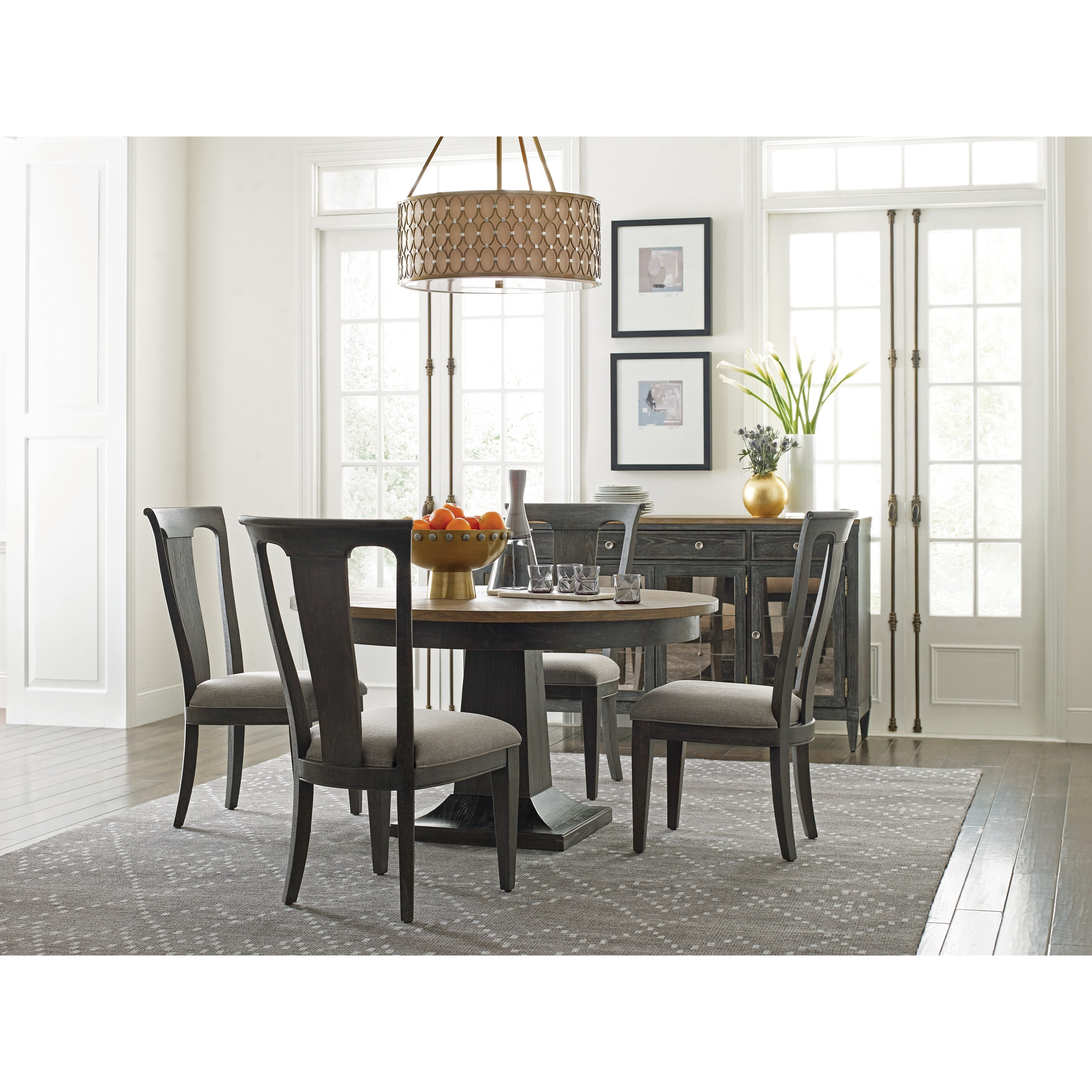 Ardennes Casual Dining Room Group by American Drew at Alison Craig Home Furnishings